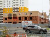 Жилой дом №1 в 19 микрорайоне - 11.2020г.