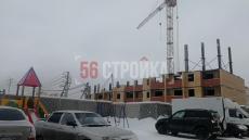 Жилой дом по ул. Нагорная - 02.2019г.