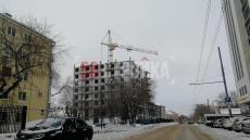 Жилой дом на ул. Краснознаменная, 47 - 02.2019г.