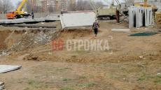Жилой дом на ул. Терешковой - 04.2019г.