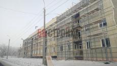 Жилой дом по переулку Станочный, 13 - 12.2019г.