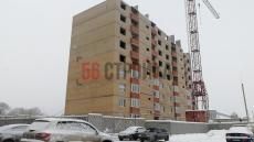 Жилой дом по ул. Нагорная - 01.2020г.