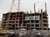 Жилой дом №6 в 17 микрорайоне - 03.2020г.