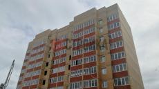 Жилой дом по ул. Нагорная - 06.2020г.