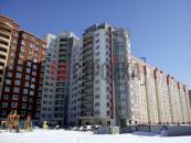 Жилой дом №6 в 17 микрорайоне - 03.2021г.