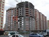 Жилой дом №6 в 17 микрорайоне - 08.2020г.