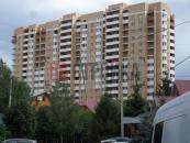Жилой дом №1/1 в 19 микрорайоне - 08.2020г.