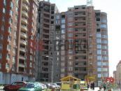 Жилой дом №6 в 17 микрорайоне - 09.2020г.