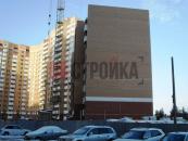 Жилой дом по ул. Планерной, 10А - 05.2017г.