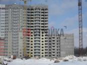 Жилой комплекс в 15Б микрорайоне - 05.2017г.