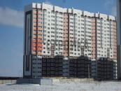 Жилой дом №1 в 19 микрорайоне - 05.2017г.