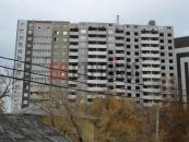 Жилой дом №6 в 17 микрорайоне - 09.2018г.