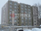 Жилой дом (общежитие) на ул. Мира - 02.2019г.