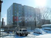 Жилой дом (общежитие) на ул. Мира - 03.2019г.