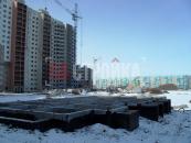 Жилой комплекс в 15Б микрорайоне - 03.2019г.