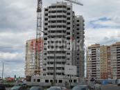 Жилые дома №29, 30, 31 в 19 микрорайоне - 06.2019г.