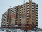 Жилой дом №1/1 в 19 микрорайоне - 01.2020г.