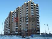 Жилой дом №1/1 в 19 микрорайоне - 02.2020г.