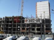Жилой дом №6 в 17 микрорайоне - 02.2020г.