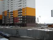 Жилой дом №1 в 19 микрорайоне - 03.2020г.