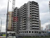 Жилые дома №29, 30, 31 в 19 микрорайоне - 04.2020г.