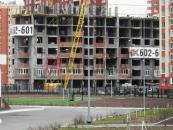 Жилой дом №6 в 17 микрорайоне - 04.2020г.