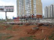Жилой дом №1 в 19 микрорайоне - 05.2020г.