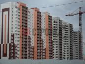 Жилой комплекс в 15Б микрорайоне - 06.2020г.