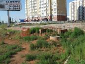 Жилой дом №1 в 19 микрорайоне - 07.2020г.