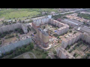 Аэросъемка жилого комплекса «Мечта» - 14.07.2019г.