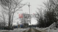 Жилой дом на ул. Салмышская - 01.2021г.