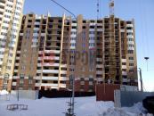 Жилой дом №1/1 в 19 микрорайоне - 03.2021г.