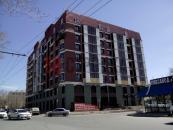 Жилой дом на ул. Краснознаменная, 47 - 04.2021г.