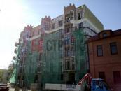 Комплекс апартаментов на ул. 9 Января - 07.2021г.
