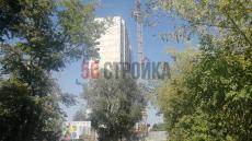 Жилой дом на ул. Салмышская - 08.2021г.