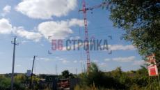Жилой комплекс на ул. Юркина - 09.2021г.
