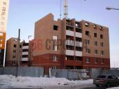 Жилой дом №1 в 19 микрорайоне - 01.2021г.