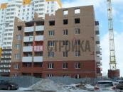 Жилой дом №1 в 19 микрорайоне - 02.2021г.