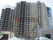 Жилой дом на ул. Терешковой - 03.2021г.