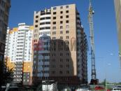 Жилой дом №1 в 19 микрорайоне - 08.2021г.