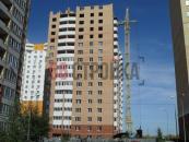 Жилой дом №1 в 19 микрорайоне - 09.2021г.
