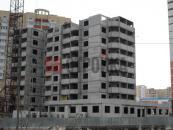 Жилые дома №29, 30, 31 в 19 микрорайоне - 03.2020г.
